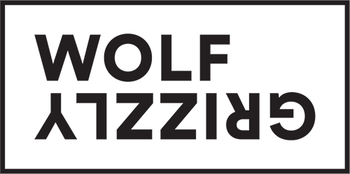 WOLF AND GRIZZLY