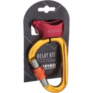 CYPHER XF BELAY DEVICE WITH HMS KIT