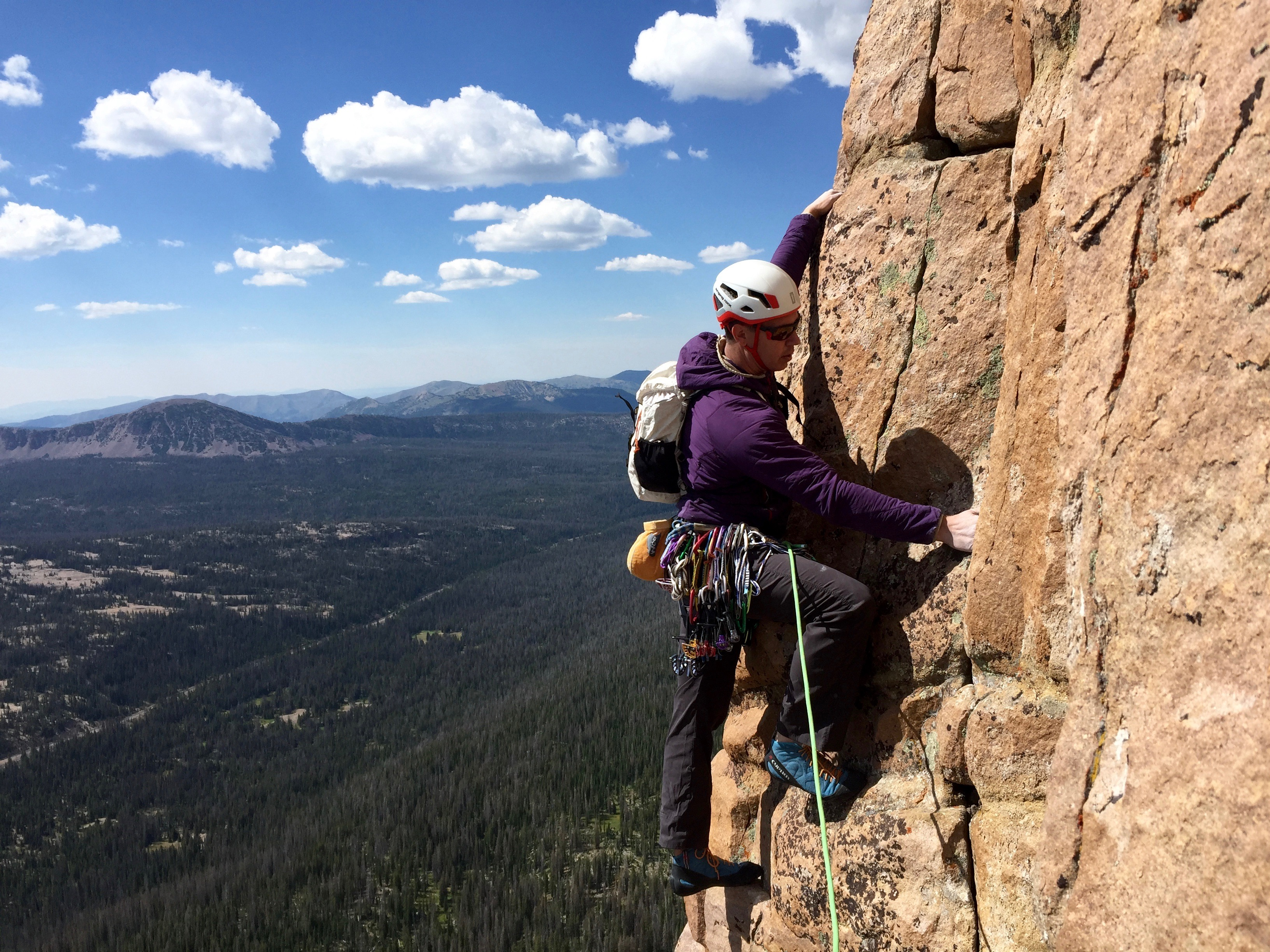 Cypher Climber Nikki Smith